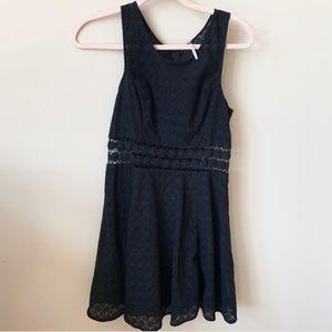 Free People black lace dress #149